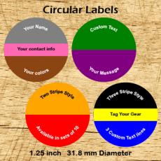 Circular Labels